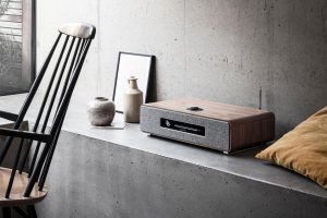 Ruark R5: All-in-One-Speaker mit CD-Player, Bluetooth HD und WLAN-Streaming