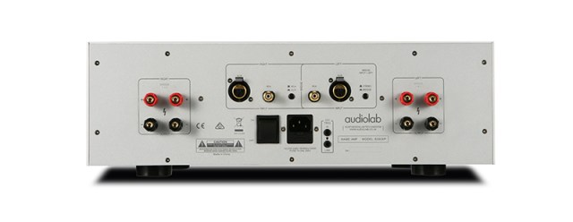 Audiolab 8300XP Stereo-Endstufe