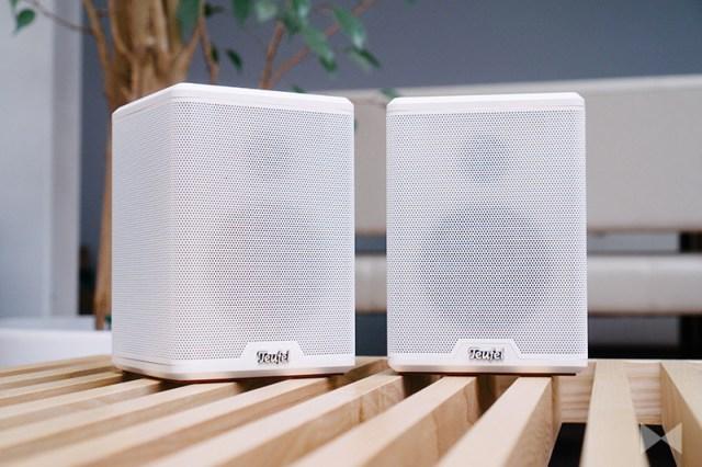 Teufel Effekt Test Surround-Lautsprecher