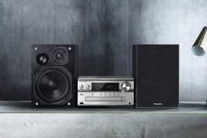 Panasonic SC-PMX94: Kompaktanlage mit Bluetooth und CD-Player