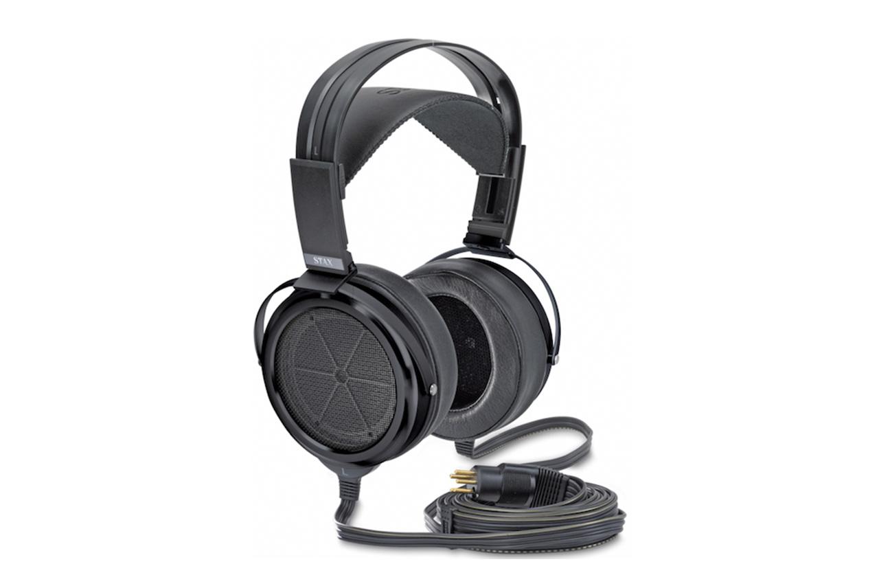 Stax SR009BK: limitierte Sonderedition des Kopfhörer-Elektrostaten