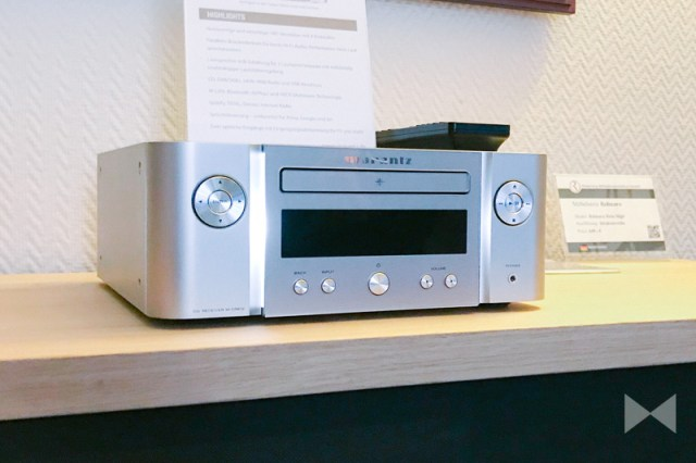 Marantz Melody X mit Apple AirPlay 2, Bluetooth, Heos, Alexa, Google Assistant, Siri