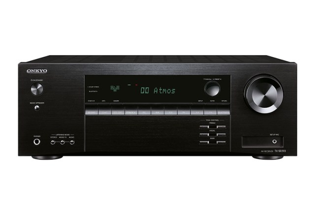 Onkyo TX-SR393 Audio-Video-Receiver