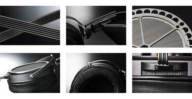 Stax SR009BK Kopfhörer-Elektrostat