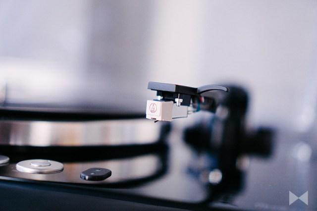 Yamaha MusicCast Vinyl 500 Testbericht mit Audio-Technica-Tonabnehmer