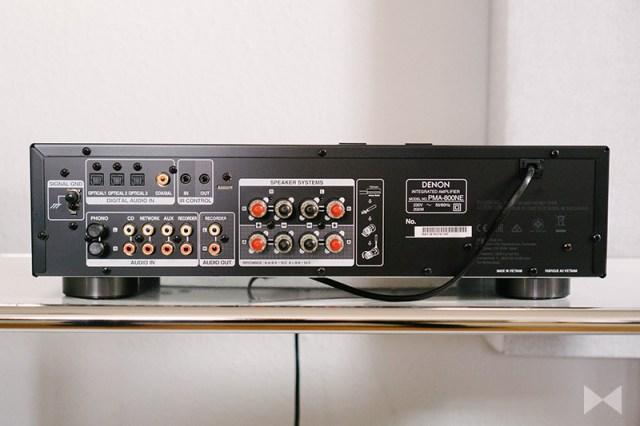 Denon PMA-800NE Stereo-Verstärker
