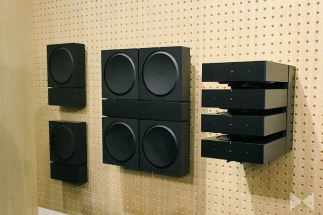 Sonos Amp Installing-Verstärker im Smart Home