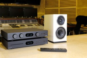 Audiolab 6000A / 6000CDT / 6000N: Verstärker, Streamer, CD-Player