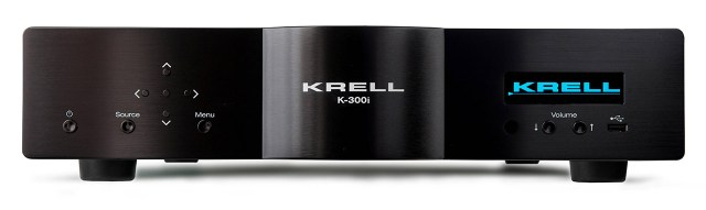 Krell K-300i Vollverstärker mit Streamingoption