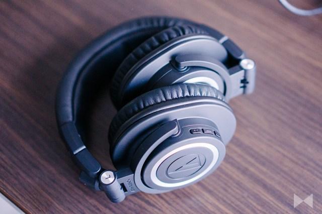 Audio Technica ATH-M50xBT DJ-Kopfhörer