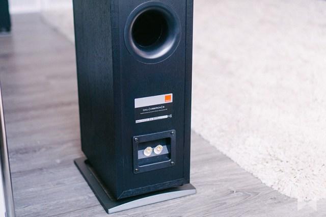 Dali Oberon 5 2-Wege-Bassreflex-Lautsprecher
