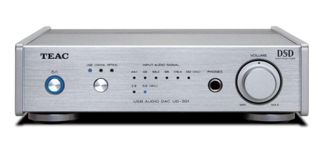 Teac UD-301-X USB-DAC