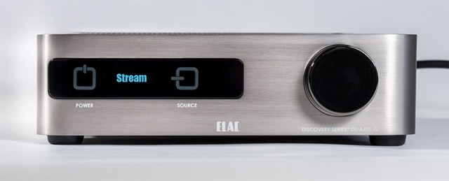 Elac Discovery DS-A101-G Wireless-Amp