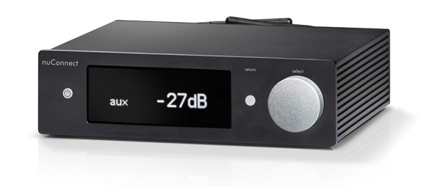 Nubert nuConnect ampX Stereo-Verstärker neu zur High End 2019