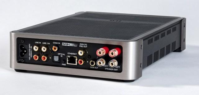 Elac Discovery DS-A101-G Rückseite