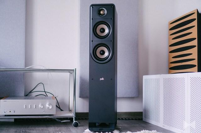 Polk Audio Signature S50e Testbericht Lautsprecher für 700 Euro