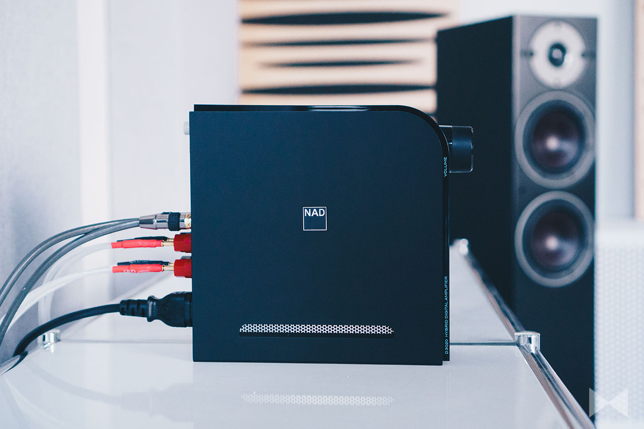 NAD D 3020 V2 Test Hybrid Digital Integrated Amplifier