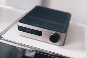 Elac DS-A101-G Test: Mini-Amp streamt und misst per App