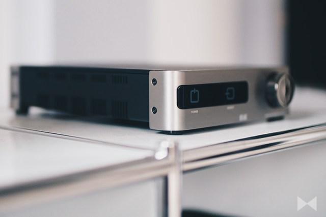 Elac DS-A101-G Testbericht des Streaming-Verstärkers