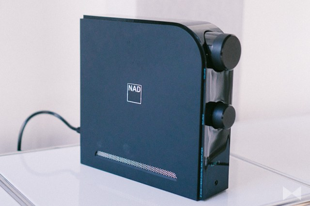 NAD D 3045 Testbericht des Stereoverstärkers