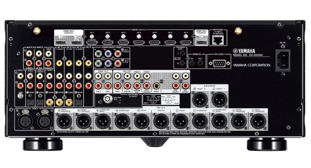 Yamaha CX-A5200 11.2-Kanal-Vorstufe
