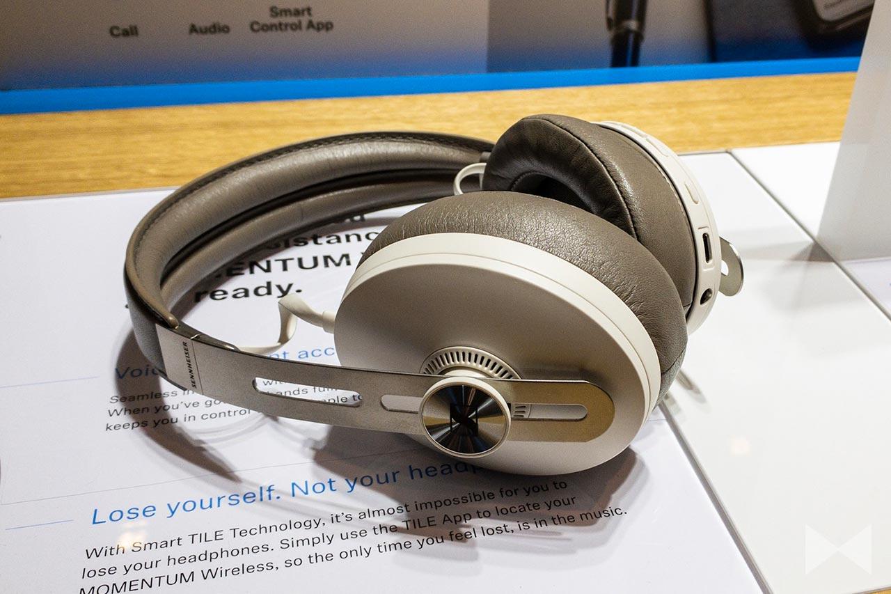 Sennheiser Momentum Wireless 3. Gen: Noise-Cancelling-Kopfhörer mit Bluetooth