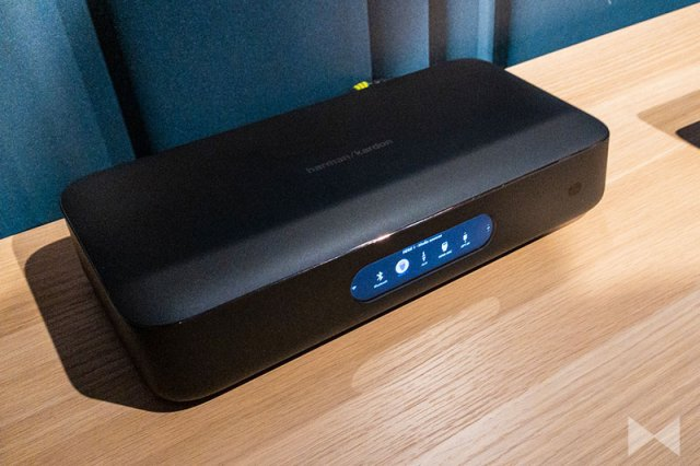 Harman Kardon Surround Streaming-Box mit Google Chromecast built in und Bluetooth