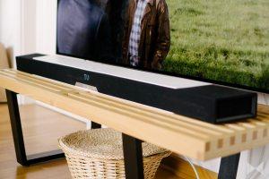 Teufel Cinebar Lux Test: 3D-Soundbar mit Klang von oben