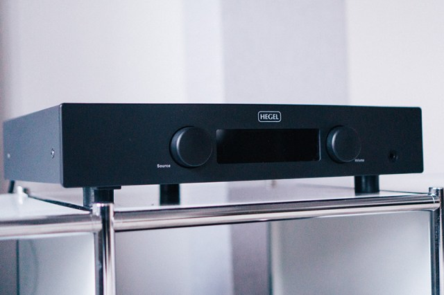 Hegel H90 Testbericht des Stereo-Verstärkers