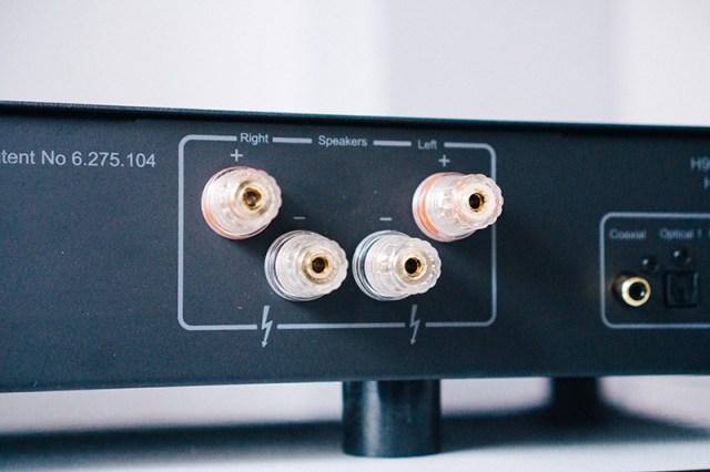 Hegel H90 Review Single Wiring Terminal