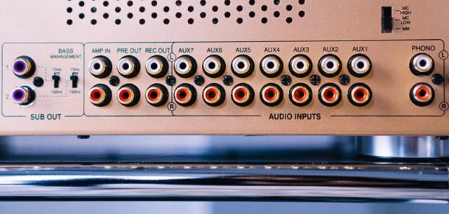 Advance Paris MyConnect 150 Phono