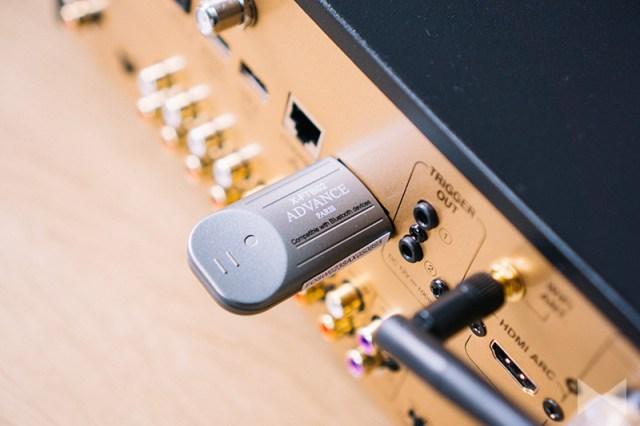 Advance Paris XFTB 02 Bluetooth-Dongle Adapter