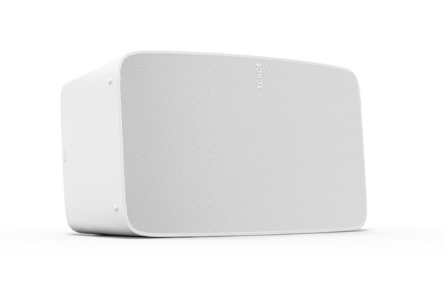 Sonos Five Streaming-Speaker als Nachfolger des Play:5