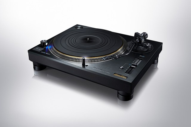 Technics SL-1210GAE limitierter Plattenspieler