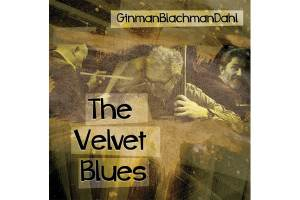 "Dali ""The Velvet Blues"" CD mit Jazz-Trio GinmanBlachmanDahl"