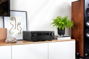 Denon AV-Receiver 2020 mit 8K-Passthrough und -Upscaling AVC-X6700H