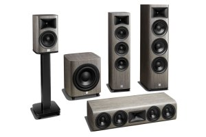 JBL HDI-Lautsprecher Surround-Set