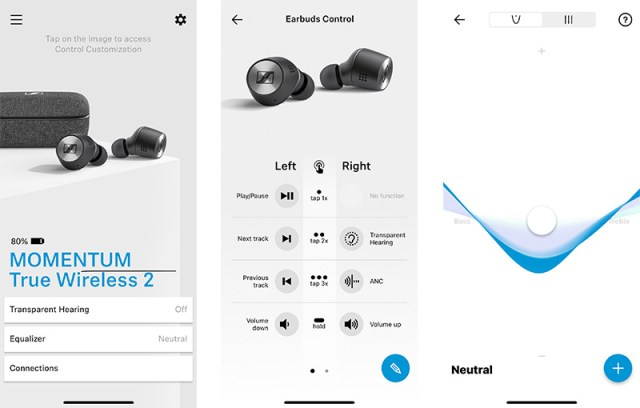 Sennheiser Smart Control App