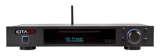 IOTAVX NP3 Netzwerkplayer mit UKW-Radio