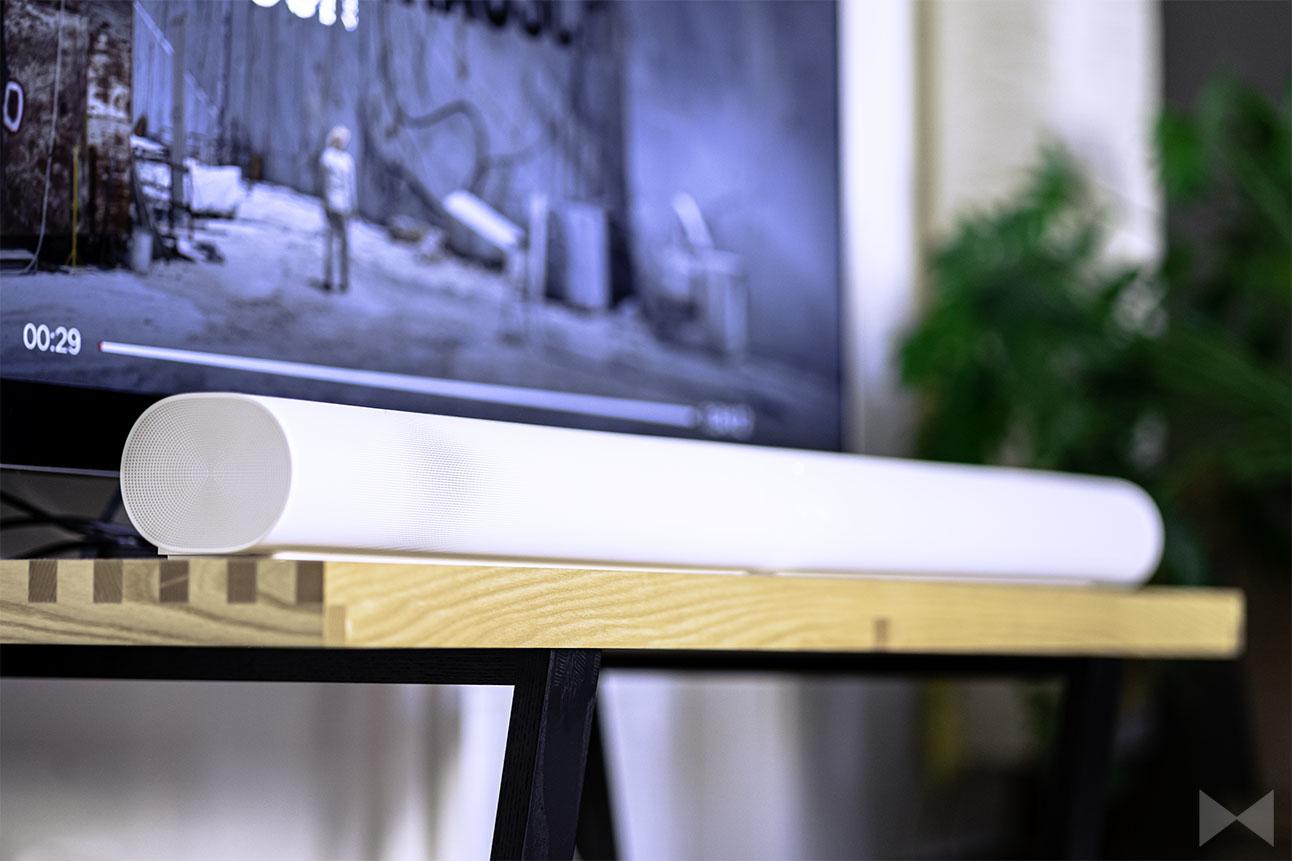 Sonos ARC Test: Dolby-Atmos-Soundbar geht in die Höhe