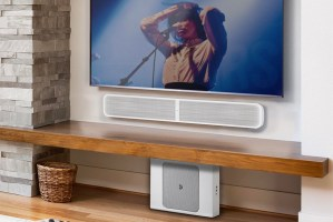 Bluesound Pulse Soundbar+ Dolby Atmos mit WLAN-Surround