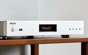 Melco N50-S38: Audioserver mit SSD-Speicher