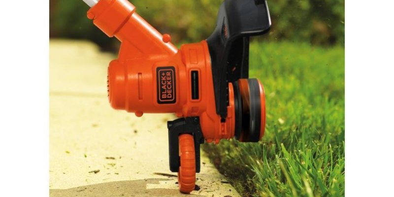 electric weed trimmer