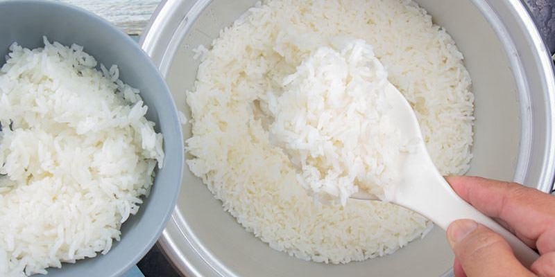 Make Just A Little Rice With One Of These Small Rice Cookers