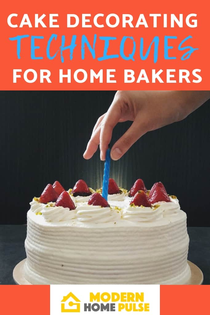 cake decorating techniques for home bakers