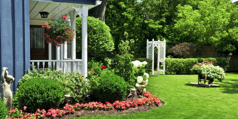 How to Maintain a Nice Looking Yard Without Landscapers