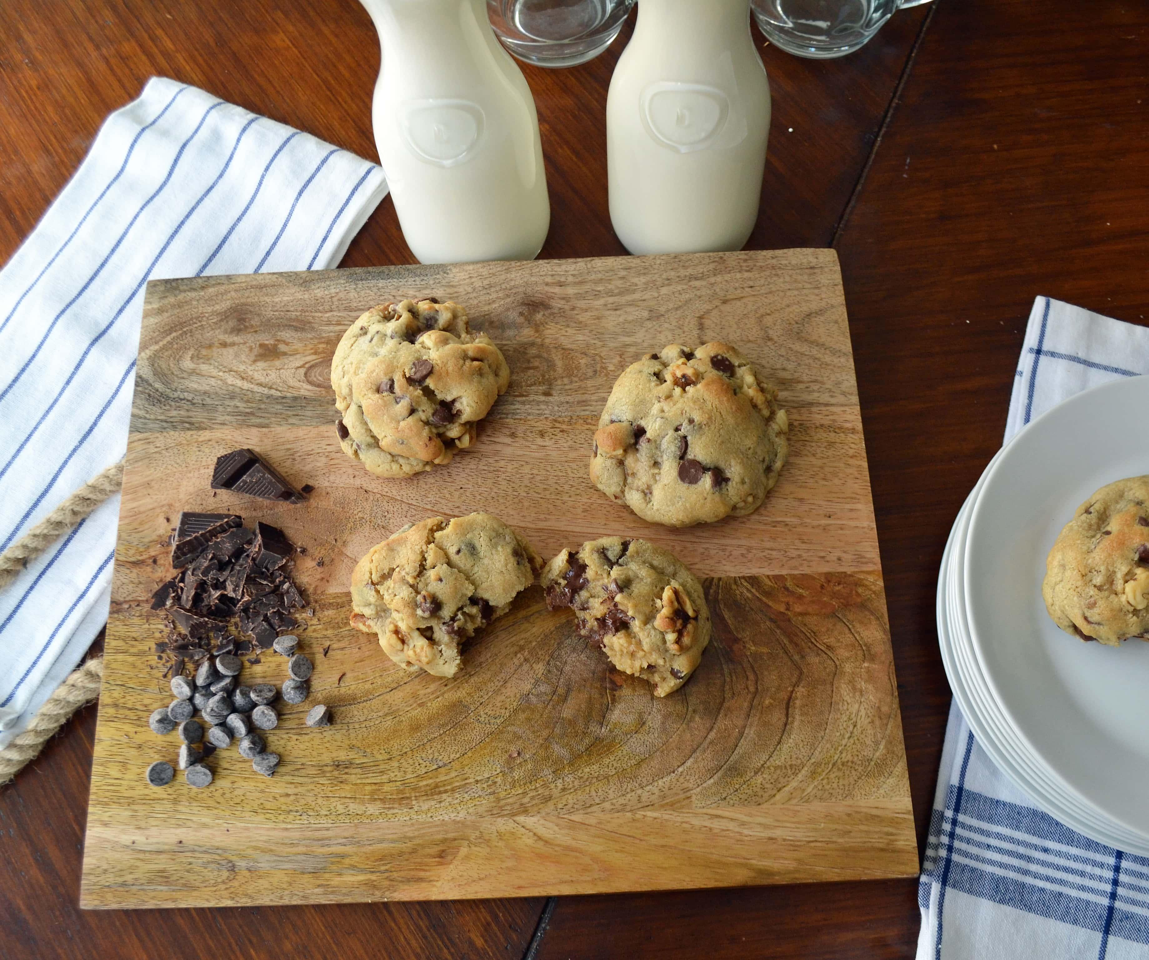 Levain Bakery Chocolate Chip Crush Cookie, Modern Honey
