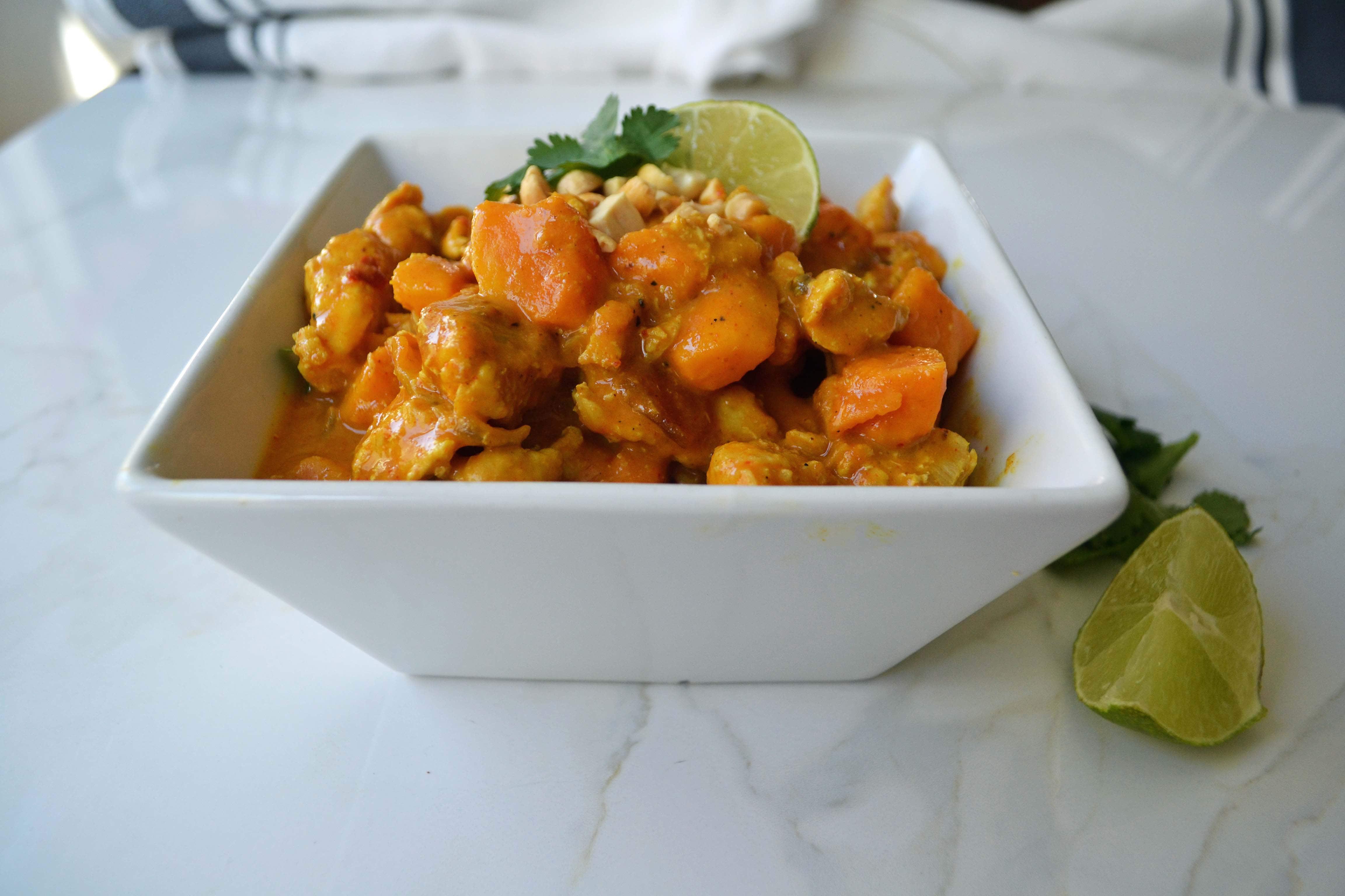 Mum's Chicken & Potato Curry Recipe — Dishmaps