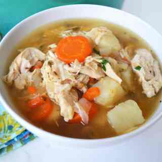 Mama's Best Chicken Soup