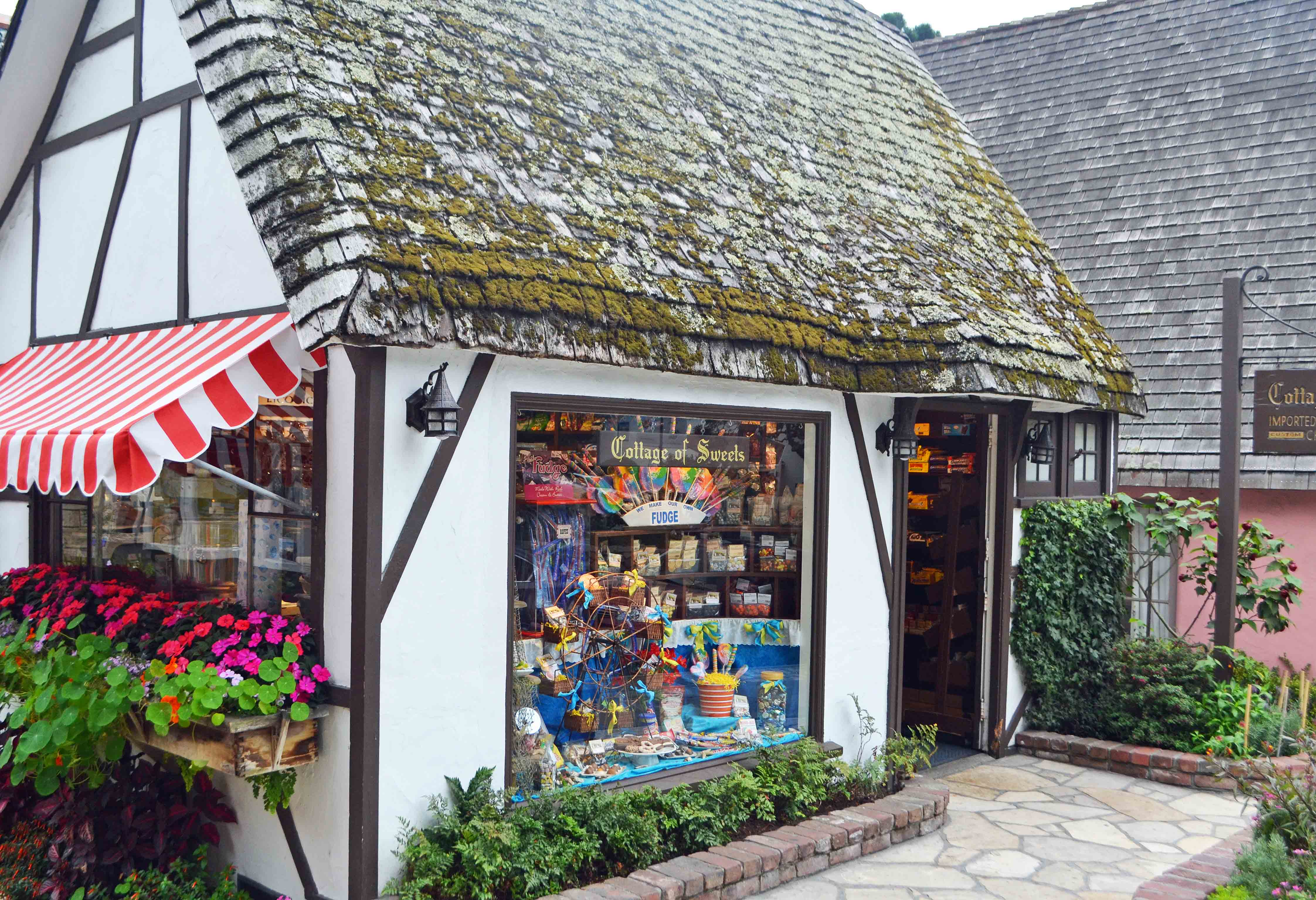 Carmel by the Sea Cottage of Sweets l best places to eat in Carmel